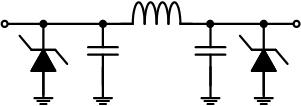Parallel Interface Schematic