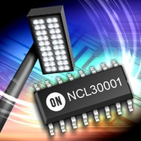 LED Driver, High Efficiency, Single Stage, Power Factor Corrected