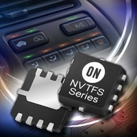 ON Semiconductor's New Power MOSFET Devices Deliver Valuable Space Savings and Robust Performance for Automotive Modules